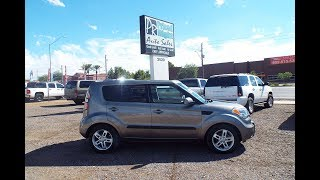 2011 Kia Soul Wagon At www.pricedrightautosales.com Priced Right Auto Sales