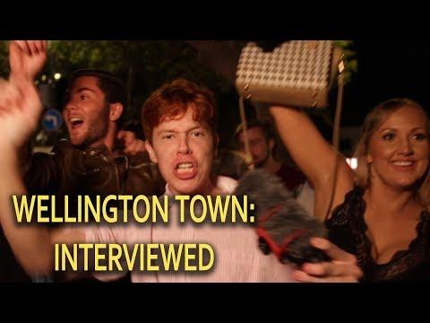 POST-HOMEGROWN - Wellington Town: Interviewed