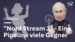 Nord Stream 2 - Warum ist das Projekt noch nicht gestoppt?