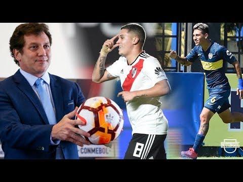 ¡PAPELÓN de CONMEBOL! + ¿Por qué no RENUEVA QUINTERO? + JOYA de BOCA brilla en Reserva