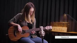 Córdoba Mini ll Bass MH-E Demo by Allee Fütterer