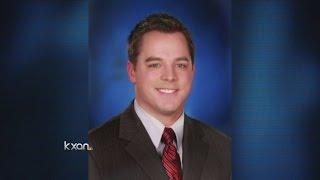 Waco weatherman shot outside TV station
