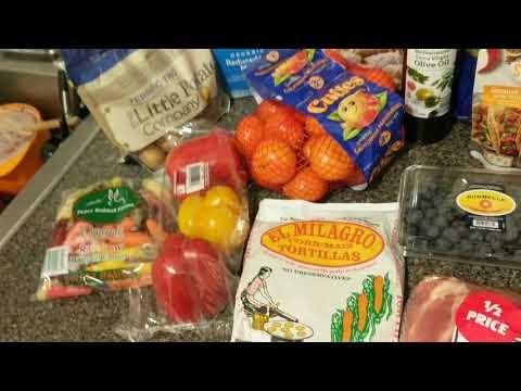 Aldi Winter Grocery Haul