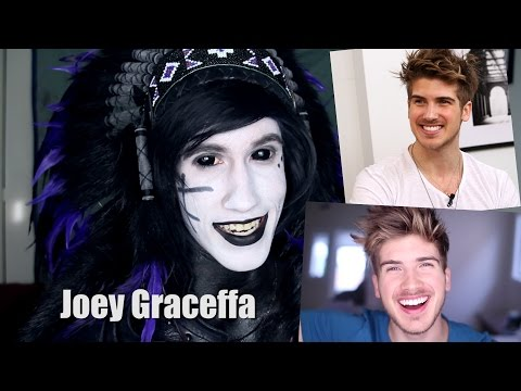 Goth Reacts to Joey Graceffa