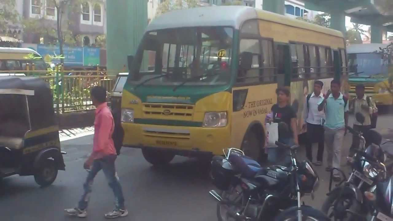 VVMT Bus Routes Numbers - Vasai Virar Bus Services and Routes