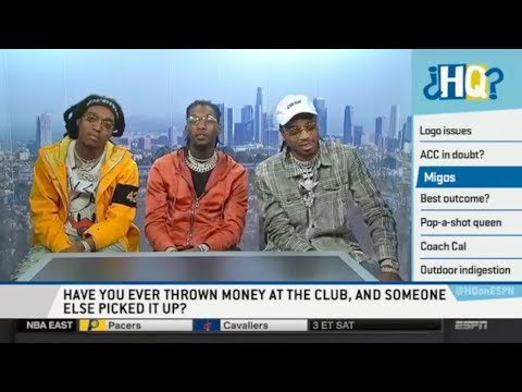 BEST MIGOS INTERVIEW - QUAVO OFFSET TAKEOFF