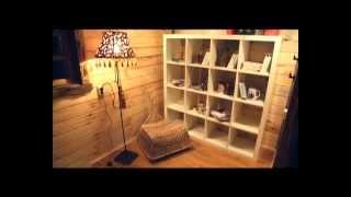 Как построить дом из фальшбруса: советы