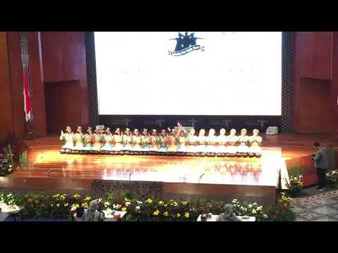 Ratoh Jaroe SMAN 90 Jakarta - Festival Ratoh Jaroe Piala Bergilir Gubernur Aceh 2019