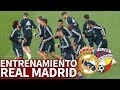 Real Madrid - Viktoria Plzen | Entrenamiento Real Madrid previa Champions | Diario AS