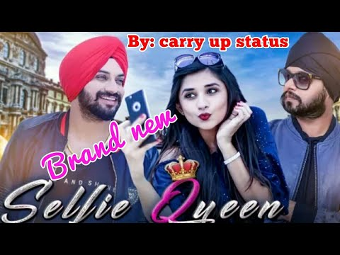 Selfie Queen WhatsApp status | by carry up status