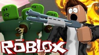 Roblox | KILLING HALLOWEEN ZOMBIES!! (Reason 2 Die)