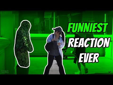 Funny Bushman Prank! They Screamed so LOUD!