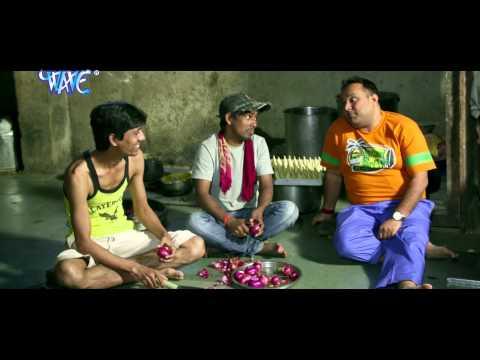 बिरयानी का दुकान Biryani Ke Dukan - Nihatha - Bhojpuri Comedy Scence - Manoj Tiger
