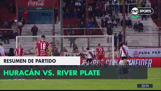 Resumen de Huracán vs River Plate (0-0) | Fecha 1 - Superliga Argentina 2018/2019