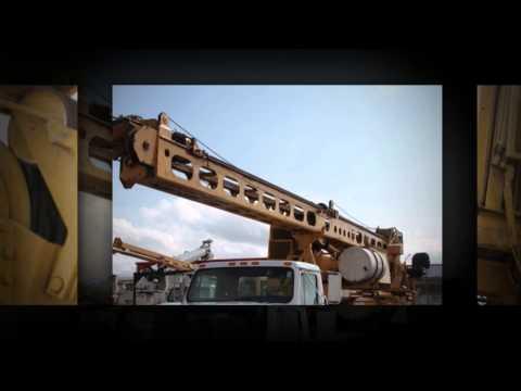 Texoma 700 Foundation Drill