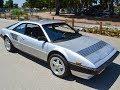 SOLD 1983 Silver Ferrari Mondial Coupe for sale by Corvette Mike