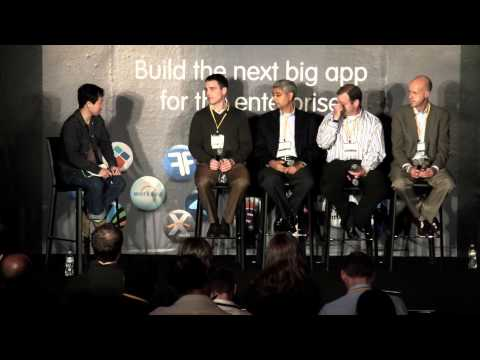 Business App Bootcamp - #Enterprise Apps: VC Trend Report