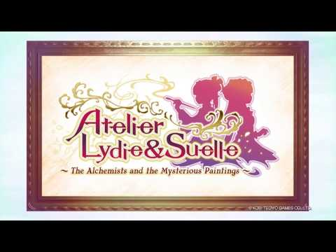 Atelier Lydie & Suelle: The Alchemists and the Mysterious Paintings Heading To Switch Early 2018!