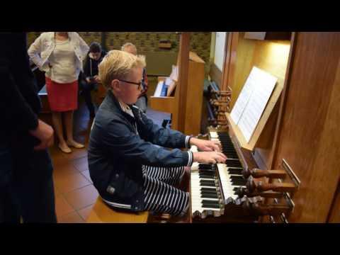 Orgel Hervormde Kerk Uddel