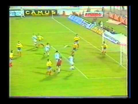 1990 (January 28) Olympique Marseille (France) 2-Romania 1 (friendly).avi