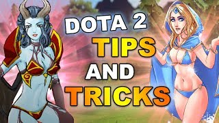 NEW Dota 2 Tricks and Tips! PATCH 7.19D
