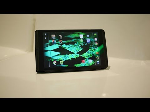 NVIDIA SHIELD TABLET REVIEW - TECHNO UPDATE