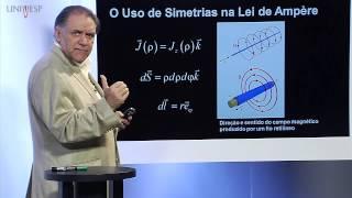 Física III - Aula 16 - A formulação da lei de Ampère