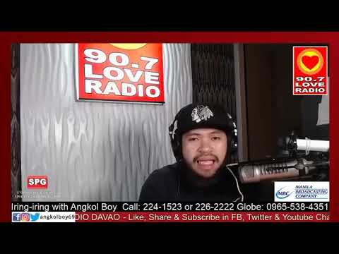 Love Radio Davao Fm 90.7 Iring Iring #1 February 26 2020