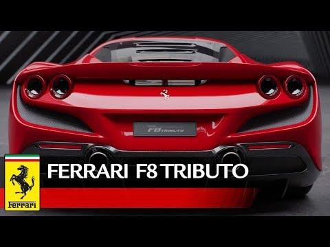 VÍDEO: los secretos técnicos del Ferrari F8 Tributo