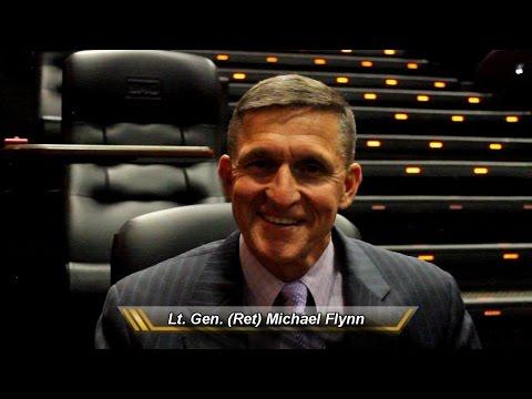 Interview with Lt. Gen. (Ret) Michael Flynn