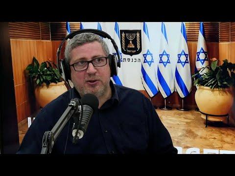 Une journée avec Yossi Taïeb - Knesset#63