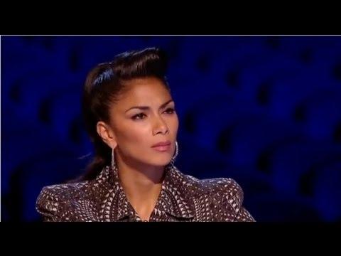X Factor 2012 - Aretha Franklin Respect Cover