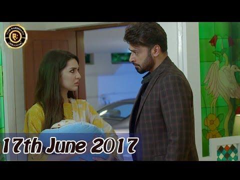 Zakham Episode 07 - 17th June 2017 - Top Pakistani Dramas