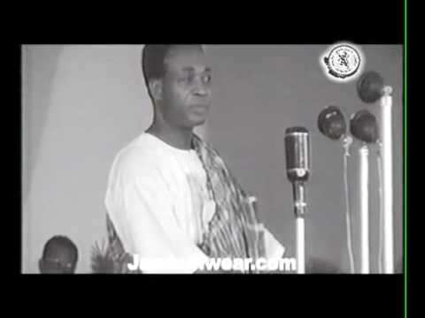 Video-Kwame Nkrumah Words of Wisdom