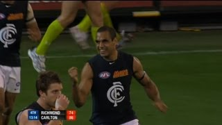 Chris Yarran - 2012 Goal of the Year