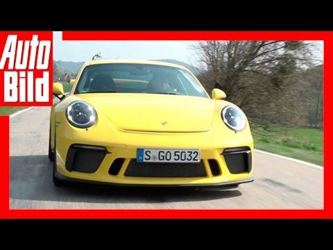 Porsche 911 Gt3 2017 Fahrbericht Details Youtube