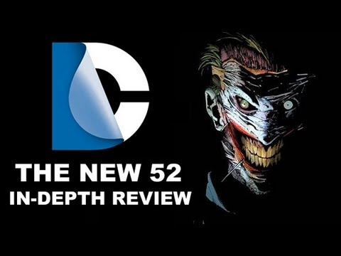 DC New 52 Review - Justice League, Superman, Batman, Wonder Woman and more comics!
