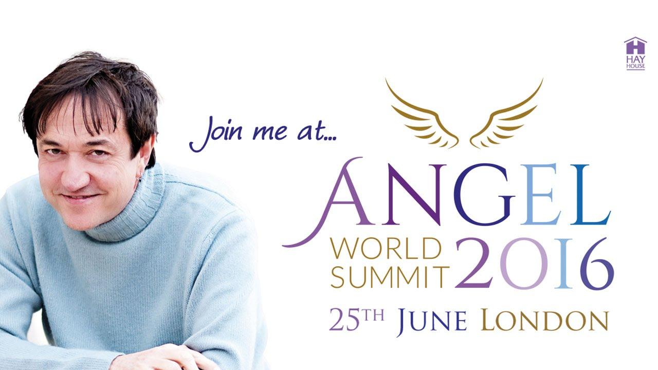 Radleigh Valentine   Angel World Summit Card Reading For 13 19 June 2016