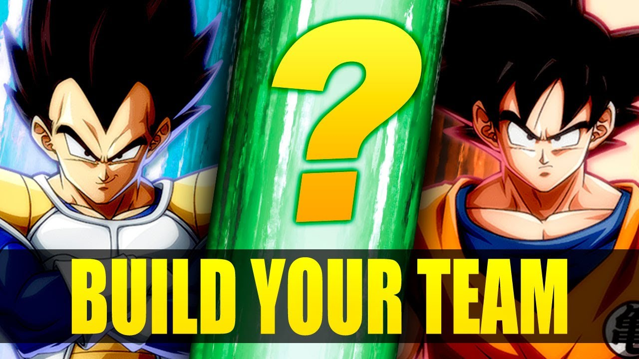How To Build The Best Teams In Dbfz Season 3 Youtube