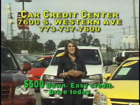 Car Credit Center >> Used Cars Chicago 500 Down Easy Credit Drive Today