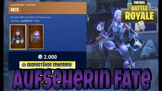 NEW SKIN! FORTNITE UP YOUR FATE!