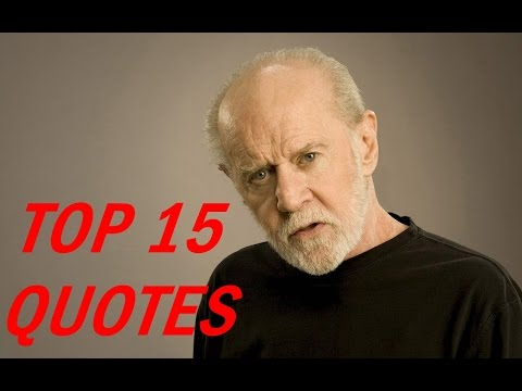 George Carlin Quotes - Popular 15 Quotes
