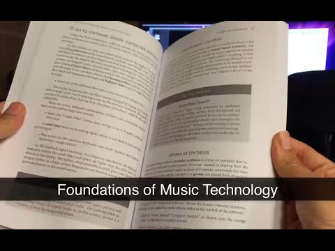 Introducing Foundations of Music Technology