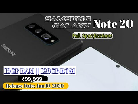 Samsung Galaxy Note 20 (2020) - It's Confirmed Officially // Technical Tips Boy