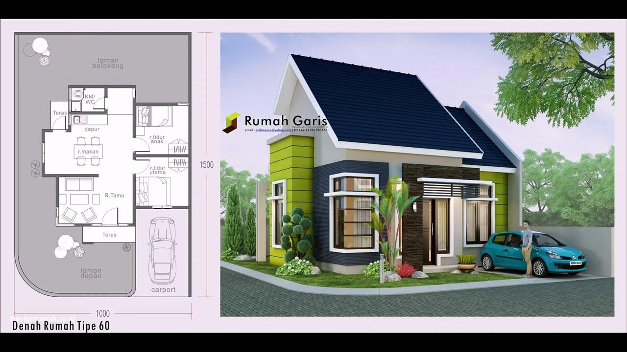 Ide Desain Rumah Type 30 Per 42 Rumah Idaman Keluarga Kecil Youtube