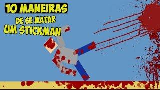 10 MANEIRAS DE MATAR UM STICKMAN (MUTILATE A DOLL 2)