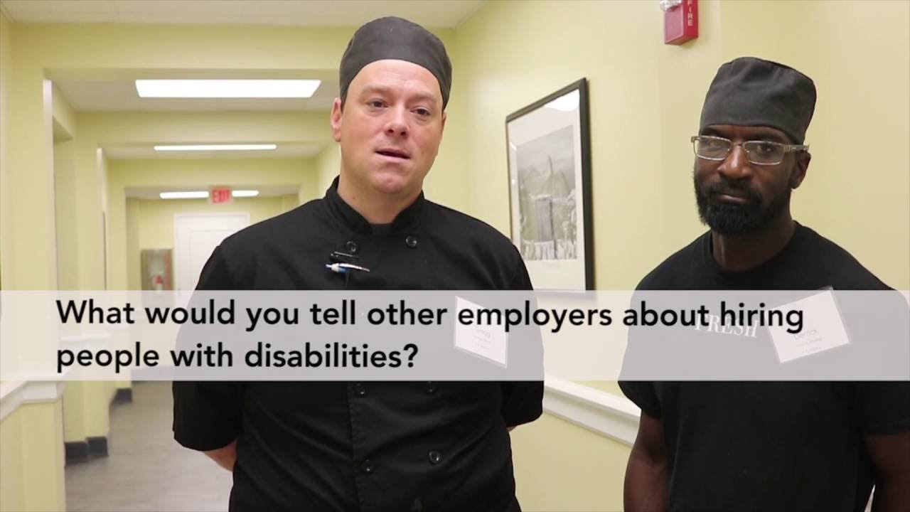 #InclusionWorks: Chef Gregg Hamm shares why he hires people with disabilities