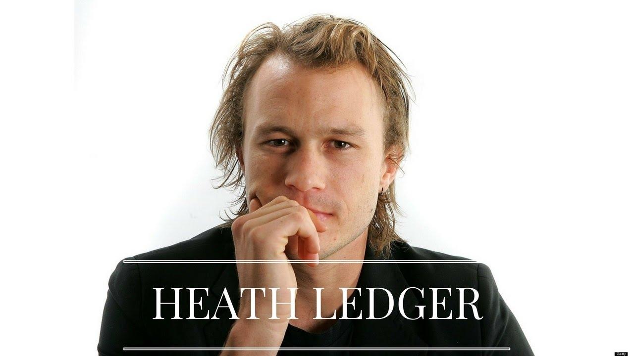 Como Heath Ledger Mudou Minha Vida