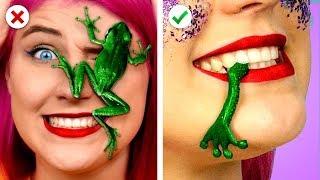 Halloween Prank Wars! 9 Fun & Creative DIY Prank Ideas