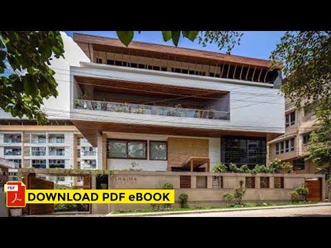 4,988 sq ft  Mr. Sheikabba's Residence in Mangaluru by 2PKM Architects